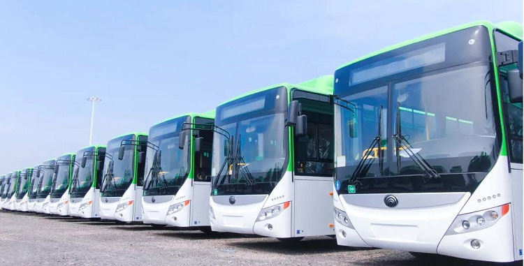 760 Yutong buses won the largest order for large and medium-sized buses after the Covid-19