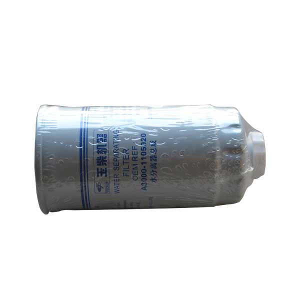 Kinglong bus water seperator filter A3000-1105020