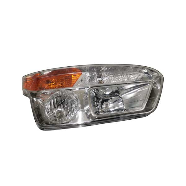 Kinglong bus price XMQ6128 headlight assembly