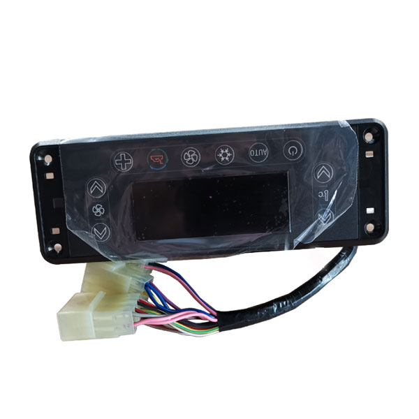 yutong bus A/C control panel 8112-04805